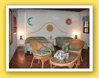 Las Palapas Garden View Room