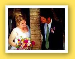 Las Palapas Wedding Palmtree