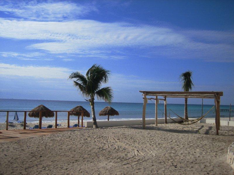 Petit Lafitte Playa Hamaca