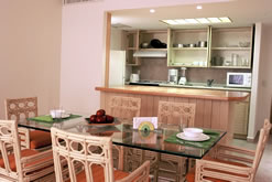 Ambiance Villas Kitchen