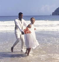 trinidad or tobago wedding based on your wedding and reception needs
